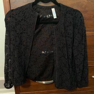 LuLaRoe Kid's Size 14 Monroe Jacket